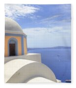 Fira - Santorini Fleece Blanket
