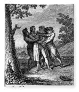 John Andre (1751-1780) Fleece Blanket