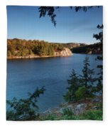 Killarney Provincial Park Fleece Blanket