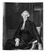 Laurence Sterne (1713-1768) Fleece Blanket