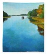 Little River Gloucester Fleece Blanket