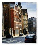 London Street Fleece Blanket
