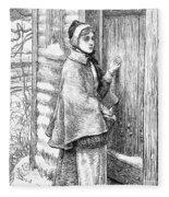 Longfellow: Standish Fleece Blanket