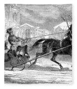 Nicholas I (1796-1855) Fleece Blanket