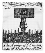 Richard Steele (1672-1729) Fleece Blanket