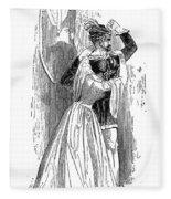 Shakespeare: Henry Iv Fleece Blanket
