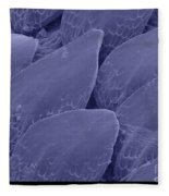 Shark Skin, Sem Fleece Blanket