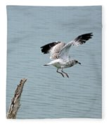 Take Off Fleece Blanket
