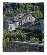 Ticino Fleece Blanket