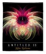 Untitled 35 Fleece Blanket