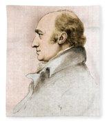William Hyde Wollaston, English Chemist Fleece Blanket