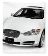 2009 Jaguar Xf Luxury Car Fleece Blanket