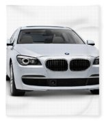 2010 Bmw 760li Individual Luxury Sedan Fleece Blanket