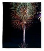 20120706-dsc06462 Fleece Blanket