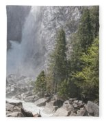 Yosemite Fleece Blanket