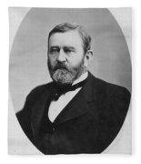 Ulysses S. Grant (1822-1885) Fleece Blanket