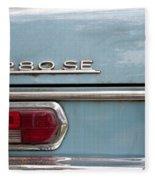 280 Se Fleece Blanket