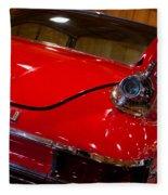 1961 Chrysler 300g 2-door Hardtop Fleece Blanket