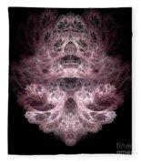 Abstract 192 Fleece Blanket