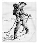 Alpine Mountaineering Fleece Blanket