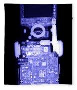 Cell Phone Fleece Blanket