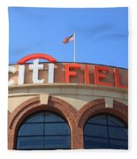 Citi Field - New York Mets Fleece Blanket