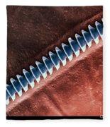 Cricket Sound Comb, Sem Fleece Blanket