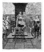 Gustavus II (1594-1632) Fleece Blanket