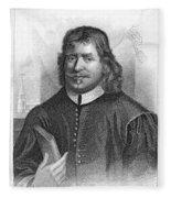 John Bunyan (1628-1688) Fleece Blanket