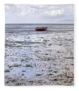 Munkmarsch - Sylt Fleece Blanket