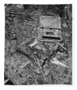 Nagasaki, 1945 Fleece Blanket