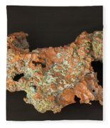 Native Copper Fleece Blanket
