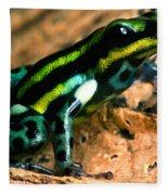 Pasco Poison Frog Fleece Blanket