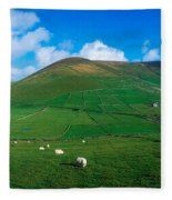 Slea Head, Dingle Peninsula, Co Kerry Fleece Blanket