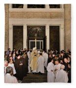 St. James Cathedral Fleece Blanket