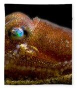 Stubby Squid Fleece Blanket