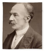 Thomas Hardy (1840-1928) Fleece Blanket