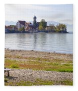 Wasserburg Fleece Blanket