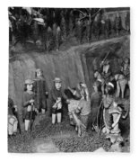 William Penn (1644-1718) Fleece Blanket