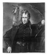 Andrew Jackson (1767-1845) Fleece Blanket