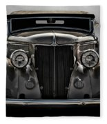 '36 Ford Convertible Coupe Fleece Blanket