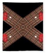 4 By 4 Horizontal Fleece Blanket