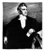 Charles Goodyear Fleece Blanket