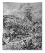 Civil War: Petersburg Fleece Blanket
