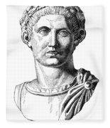 Constantine I (d. 337) Fleece Blanket