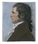John Marshall (1755-1835) Fleece Blanket