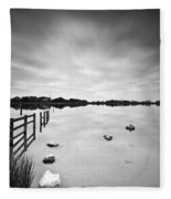 Penyfan Pond Fleece Blanket