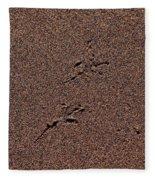 Sandmaps Fleece Blanket