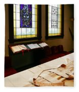St James Cathedral Fleece Blanket