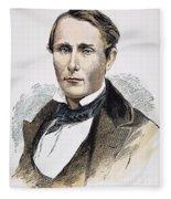 William Walker (1824-1860) Fleece Blanket